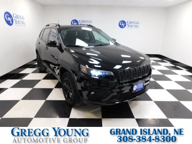 Pre Owned 2019 Jeep Cherokee Latitude Plus 4d Sport Utility In Omaha