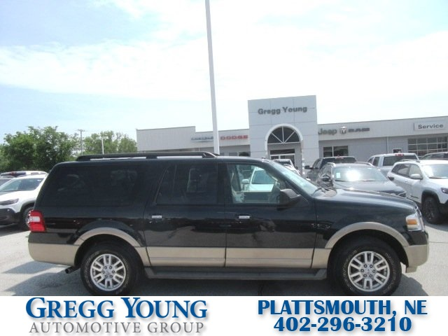 Pre-Owned 2013 Ford Expedition EL XLT