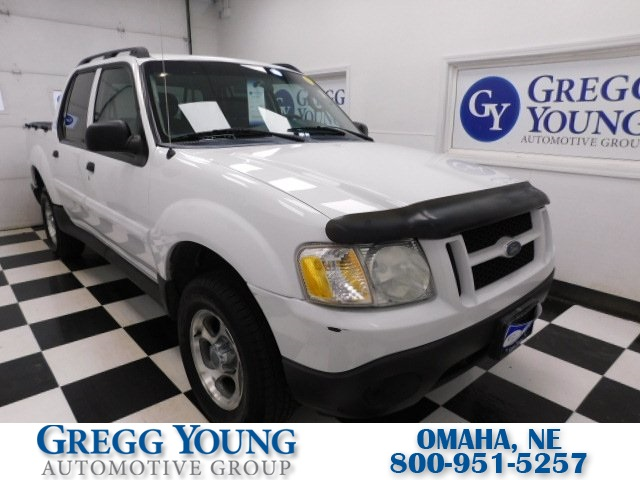 Pre Owned 2004 Ford Explorer Sport Trac Adrenalin 4wd