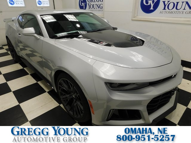 New 2018 Chevrolet Camaro Zl1 2d Coupe In Omaha T21709 Gregg