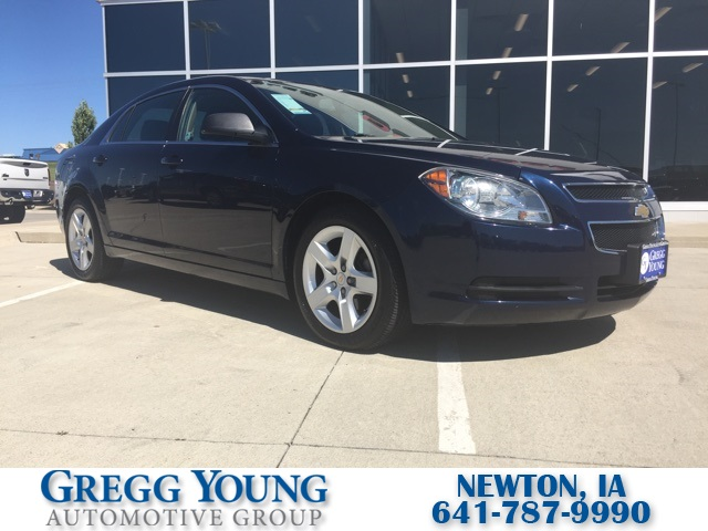 Pre Owned 2011 Chevrolet Malibu Ls Fwd 4d Sedan