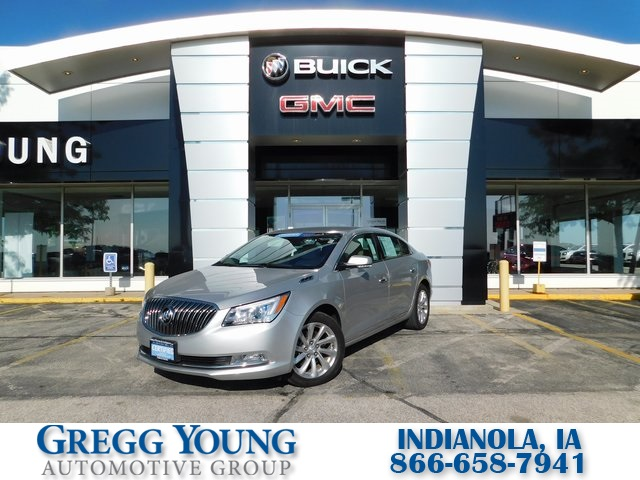 Certified Pre-Owned 2016 Buick LaCrosse Leather Group