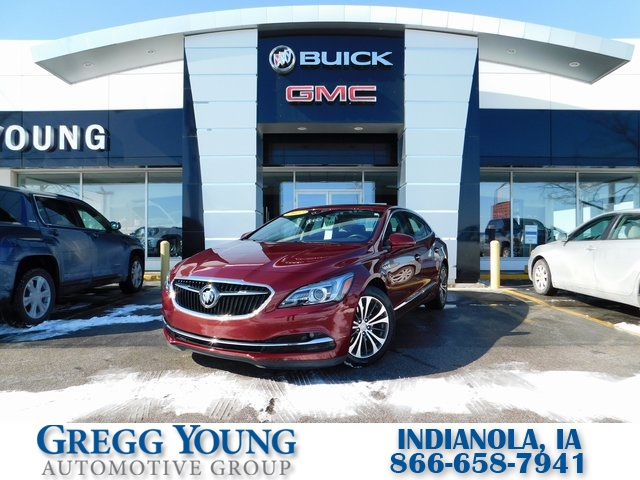 Pre Owned 2017 Buick Lacrosse Premium I Group