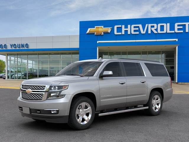 2019 Chevrolet Suburban: Expectations >> New 2019 Chevrolet Suburban Lt 4wd