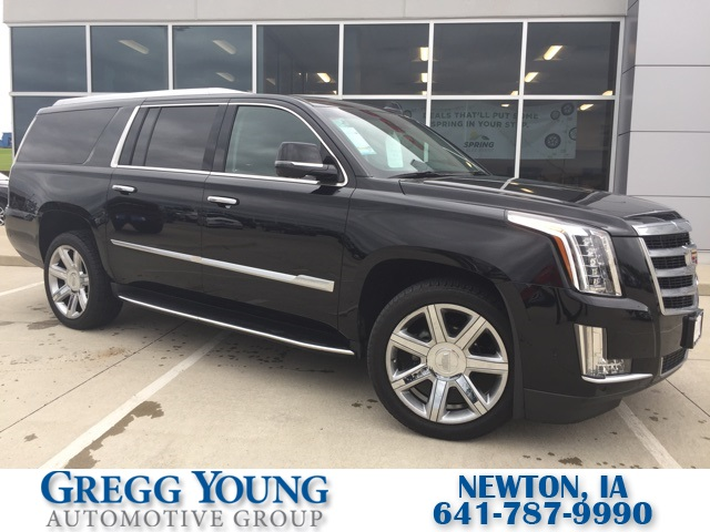 Certified Pre-Owned 2018 Cadillac Escalade ESV Luxury
