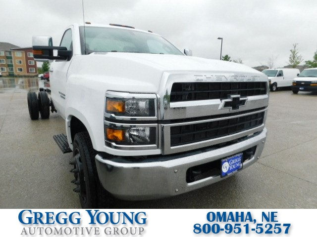 New 2020 Chevrolet Silverado 6500HD Medium Duty WT