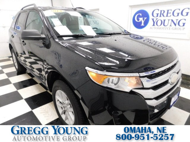 2014 Ford Edge Se >> Pre Owned 2014 Ford Edge Se 4d Sport Utility In Omaha C22594d