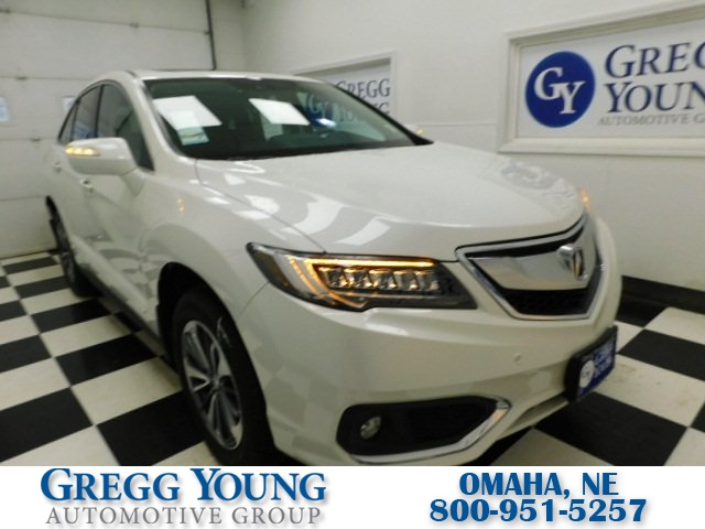 Pre Owned 2016 Acura Rdx Base