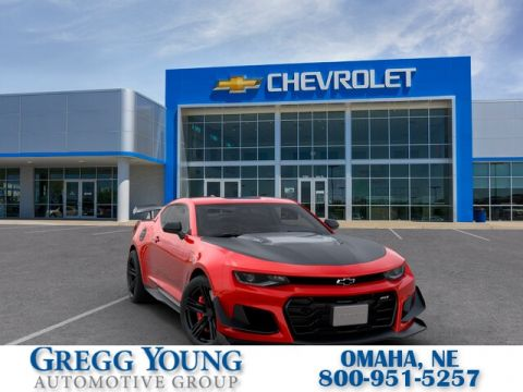 New 2019 Chevrolet Camaro ZL1