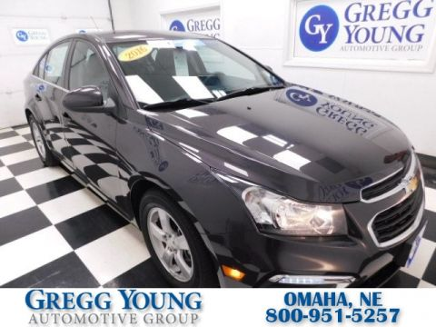 Certified Pre Owned Chevy >> Certified Pre Owned Vehicles Omaha Gregg Young Chevy Omaha