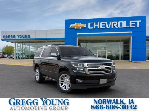 New 2019 Chevrolet Tahoe Premier Plus