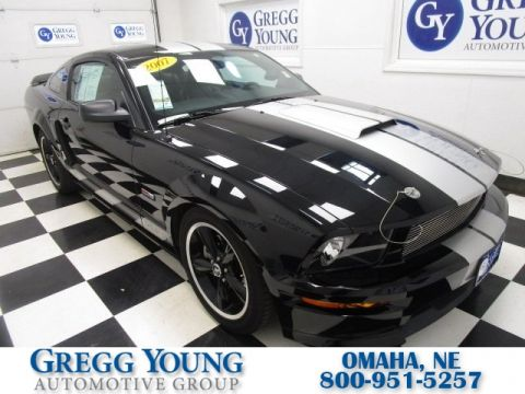 Pre-Owned 2007 Ford Mustang GT500