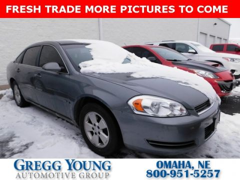 Pre-Owned 2008 Chevrolet Impala LT