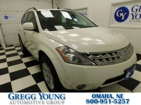 Pre-Owned 2006 Nissan Murano SL